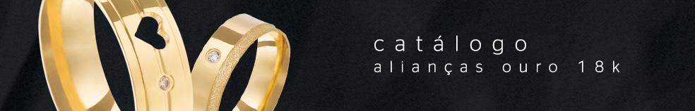 C - Alianças 18k